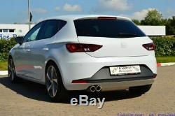 FMS Gruppe A Anlage V2A Seat Leon Front + FR, SC (5F, 11.12-) 1.4TSI 90/92/103kW