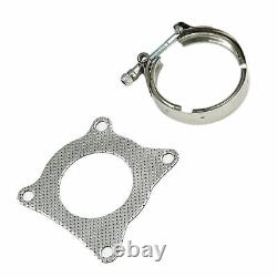 Stainless Downpipe 3 With 200 Cell Sports Catalytic Converter for Audi A3 8P