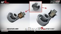 Turbo Outlet + Inlet Golf 7 GTI Polo AW1 Audi A3 S3 Seat Leon 1,8 2,0 TSI